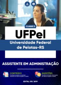 Assistente em Administração - UFPel
