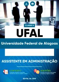 Assistente em Administração - UFAL