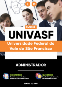 Administrador - UNIVASF