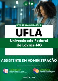 Assistente em Administração - UFLA