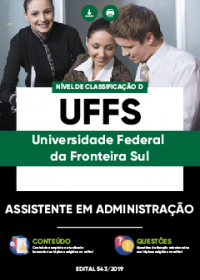 Assistente em Administração - UFFS