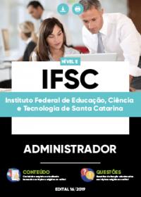 Administrador - IFSC