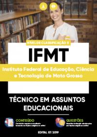 Técnico em Assuntos Educacionais - IFMT