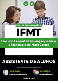 Assistente de Alunos - IFMT