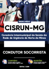 Condutor Socorrista - CISRUN-MG