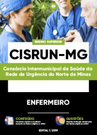 Enfermeiro - CISRUN-MG