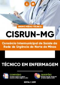 Técnico em Enfermagem - CISRUN-MG