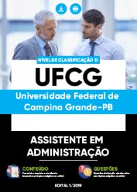 Assistente em Administração - UFCG