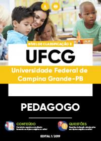 Pedagogo - UFCG