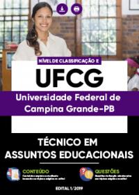 Técnico em Assuntos Educacionais - UFCG