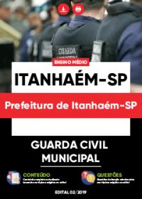 Guarda Civil Municipal - 2ª Classe - Prefeitura de Itanhaém-SP