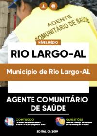 Agente Comunitário de Saúde - Prefeitura de Rio Largo-AL