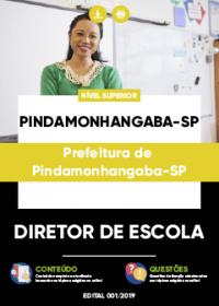 Diretor de Escola - Prefeitura de Pindamonhangaba-SP