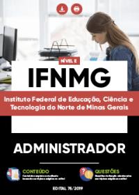 Administrador - IFNMG