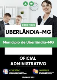 Oficial Administrativo - Prefeitura de Uberlândia-MG