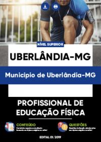 Profissional de Educação Física - Prefeitura de Uberlândia-MG