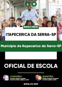 Oficial de Escola - Prefeitura de Itapecerica da Serra-SP