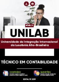 Técnico em Contabilidade - UNILAB