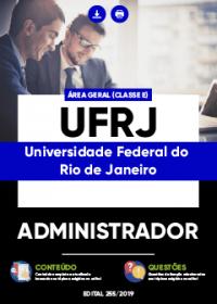 Administrador - UFRJ
