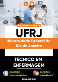 Técnico em Enfermagem - Área Geral - UFRJ