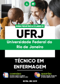 Técnico em Enfermagem - Área Pediátrica - UFRJ
