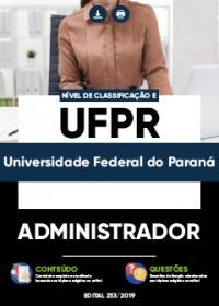Administrador - UFPR