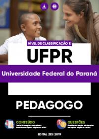 Pedagogo - UFPR