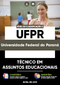 Técnico em Assuntos Educacionais - UFPR