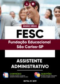 Assistente Administrativo - FESC