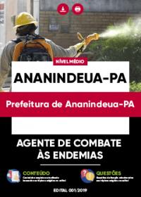 Agente de Combate às Endemias - Prefeitura de Ananindeua-PA