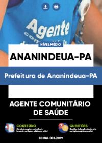 Agente Comunitário de Saúde - Prefeitura de Ananindeua-PA