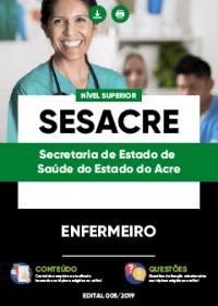 Enfermeiro - SESACRE