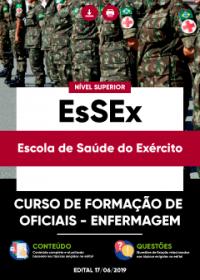 Curso de Formação de Oficiais - Enfermagem - EsSEx