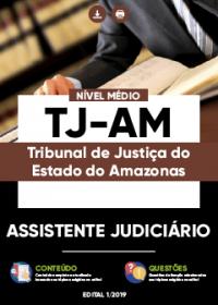 Assistente Judiciário - TJ-AM