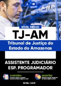 Assistente Judiciário - Programador - TJ-AM