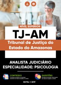 Analista Judiciário - Psicologia - TJ-AM