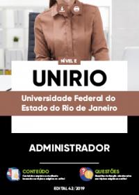 Administrador - UNIRIO