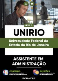 Assistente em Administração - UNIRIO