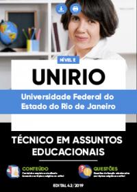 Técnico em Assuntos Educacionais - UNIRIO
