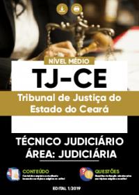 Técnico Judiciário - Área Judiciária - TJ-CE