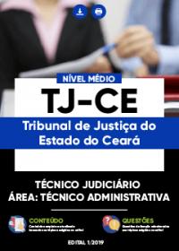 Técnico Judiciário - Área Técnico Administrativa - TJ-CE