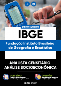 Analista Censitário - Análise Socioeconômica - IBGE