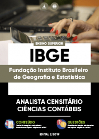 Analista Censitário - Ciências Contábeis - IBGE
