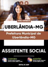 Assistente Social - Prefeitura de Uberlândia-MG