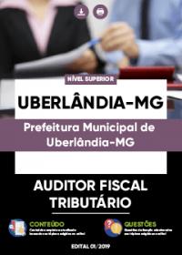 Auditor Fiscal Tributário - Prefeitura de Uberlândia-MG