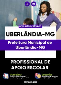 Profissional de Apoio Escolar - Prefeitura de Uberlândia-MG