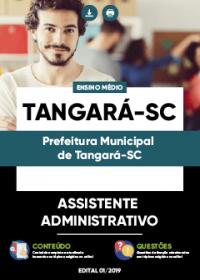Assistente Administrativo - Prefeitura de Tangará-SC