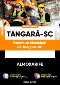 Almoxarife - Prefeitura de Tangará-SC
