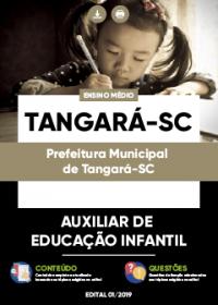 Auxiliar de Educação Infantil - Prefeitura de Tangará-SC