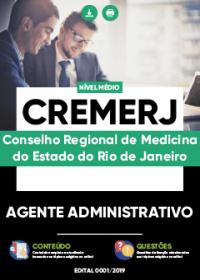 Agente Administrativo - CREMERJ